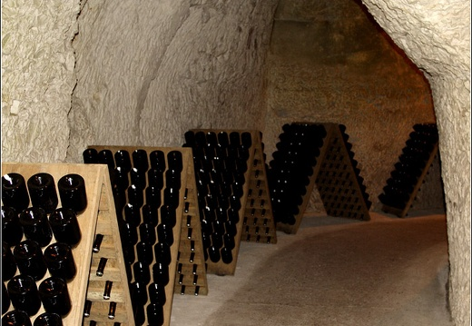 Caves Taittinger #10