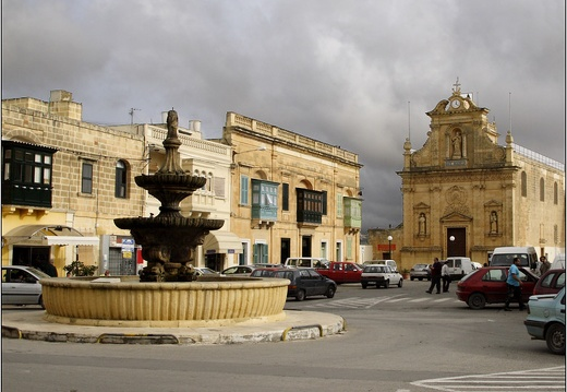 Victoria - places, Gozo #01