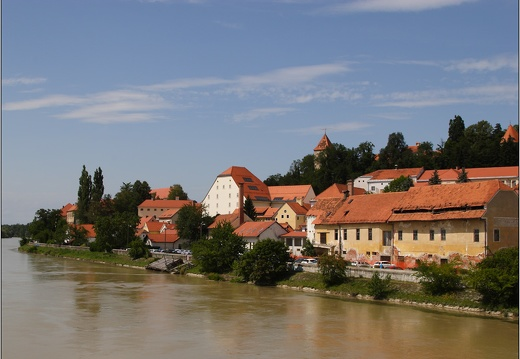Ptuj, rives de la Drava #18