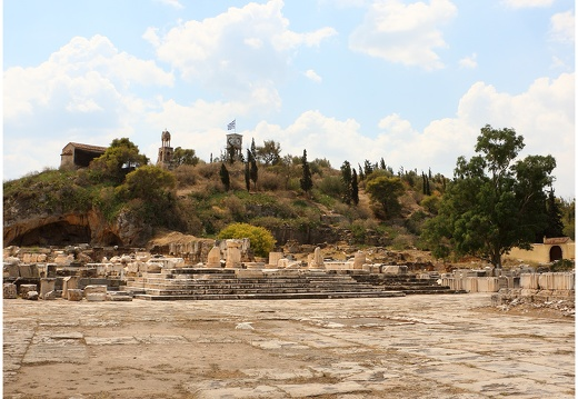 Elefsina, site antique d'Eleusis #02