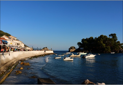 Parga, port #10