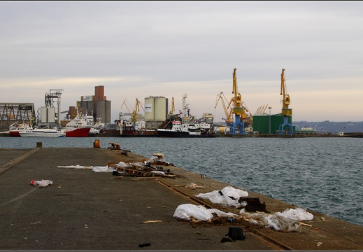Brest, port de commerce #07