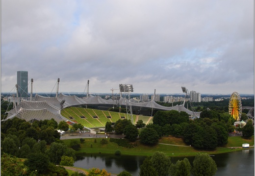 Munich, parc Olympique
