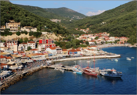 Parga, port #04
