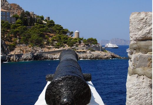 Hydra, fortifications #02