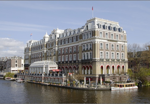 Amsterdam, InterContinental Amstel #06