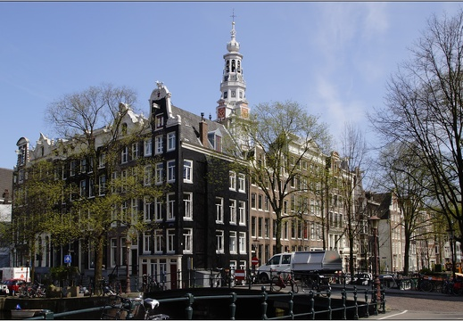 Amsterdam, canal #10