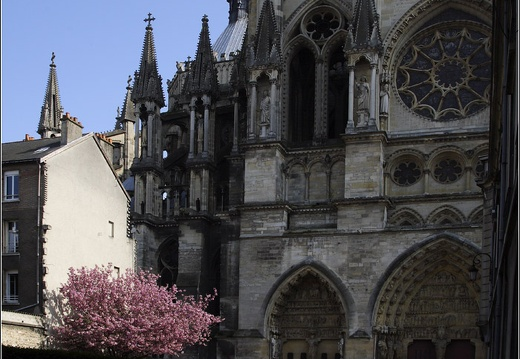 Reims - Cathedrale #02