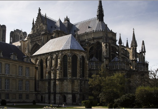 Reims - Cathedrale #03
