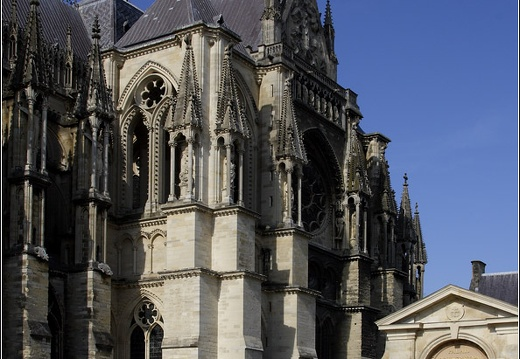 Reims - Cathedrale #04