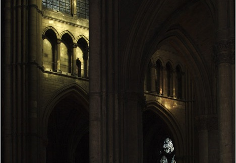 Reims - Cathedrale #07