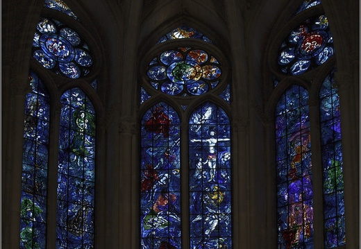Reims - Cathedrale #10