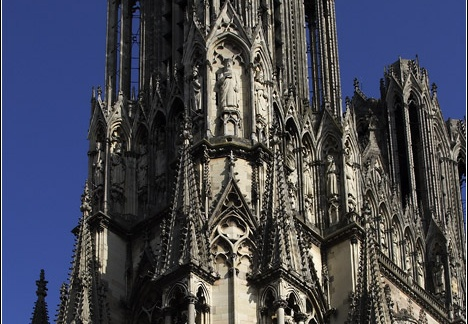 Reims - Cathedrale #12